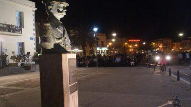 Photo of Η προτομή του Π. Κουντουριώτη στην Πλατεία Η. Ηλίου – Μπέρδεμα !
