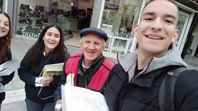 Photo of Λήμνος – Οι Φοιτητές του ΤΕΤΔ,  πωλητές της ΣΧΕΔΙΑΣ !