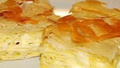 Photo of Μακαρόνια Παστίτσιο με τυρί