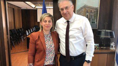 Photo of Συνάντηση δημάρχου Αγ. Ευστρατίου με υπουργό Εσωτερικών