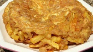 Photo of Ομελέτα με πατάτες