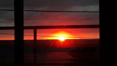 Photo of Τι προμηνύει το  κατακόκκινο,  απειλητικό σημερινό (2/4) Ηλιοβασίλεμα;