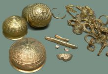Photo of Στη Λήμνο βρέθηκαν τα αρχαιότερα κοσμήματα στον κόσμο