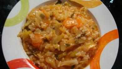 Photo of Τι θα φάμε σήμερα – Λαχανόρυζο
