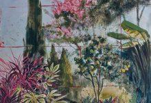 Photo of «Απροσδόκητοι κήποι» – Χωρος Τεχνης : Ώχρα Μπλε