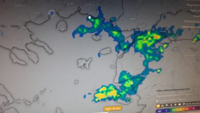 Photo of Λημνος : Περικυκλωμένοι από καταιγίδες !