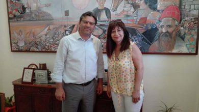 Photo of Η Αντιδήμαρχος Αλεξανδρούπολης στη Λήμνο – Τι συζήτησε με τον Μαρινάκη