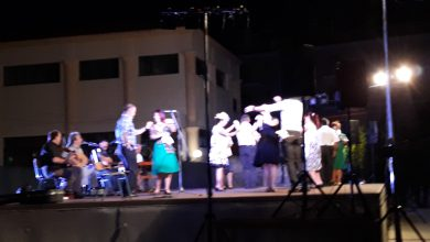 Photo of Μια συναυλία στο Γυμνάσιο, αλά παλαιά !