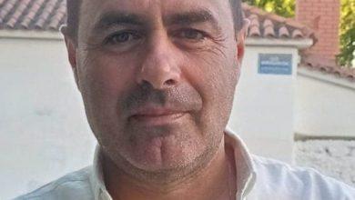 Photo of Τριαντάφυλλος Κανταράς, ο νέος  Διοικητής του  Νοσοκομειου Λημνου
