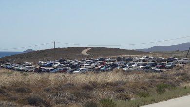 Photo of Έχει, δεν έχει κόσμο η Λήμνος… Έχει αυτοκίνητα !