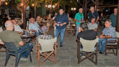 Photo of Γιαν Μπορνους, Βουλευτής ΣΥΡΙΖΑ : Έμεινε πολύ, είδε πολλά, μίλησε με πολλούς! Η  Λημνος Μπορεί!