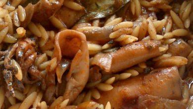 Photo of Τι θα φάμε σήμερα – κριθαράκι με καλαμαράκια