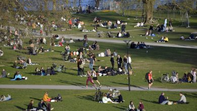 Photo of Oι Σουηδοί τηρούσαν το social distancing πολύ πριν…