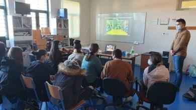 Photo of Διαδικτυακή συνάντηση με το σχολείο Albert Park College της Μελβούρνης