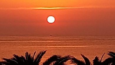 Photo of Που οφείλεται το χθεσινό  χρώμα αποχαιρετισμού του Ήλιου…