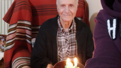 """Photo of Μας """"έφυγε"""" ο Κυριάκος Π. Μελίδης, με 91 έτη ζωής στη Μύρινα, άλλοτε Κάστρο."""