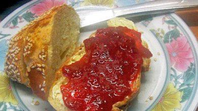 Photo of Μαρμελάδα με φράουλα και θυμαρίσιο μέλι