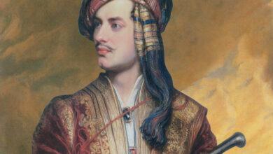Photo of 200 χρόνια απο το 1821:  Λόρδος Βύρων – – Ζωή μου σας αγαπώ