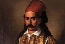 Photo of 200 χρόνια από το 1821- Μάρκος Μπότσαρης