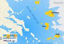 Photo of Κορονοϊός : Η Λημνος και τα  άλλα νησιά της Περιφέρειας,  στις 20/9