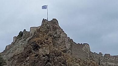 Photo of Γιατι η Σημαία στο Κάστρο ειναι ξεχωριστή !