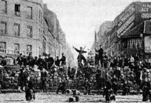 Photo of Εκδήλωση σήμερα,  20/10, για τα 150 χρόνια  από την Κομμούνα του Παρισιού !